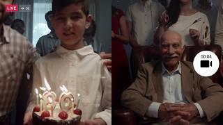 Nokia 8 with Dual-Sight camera - Birthday party