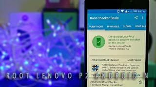 Lenovo P2 Stock Rom Firmware Flash with Nougat 7 0 (Restore