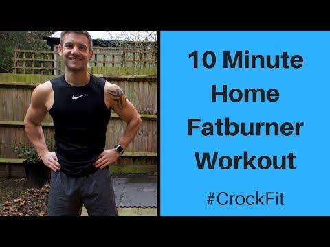 Easter Day 10 minute Fat Burner Workout!