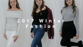 2017 Winter Fashion Lookbook ♥