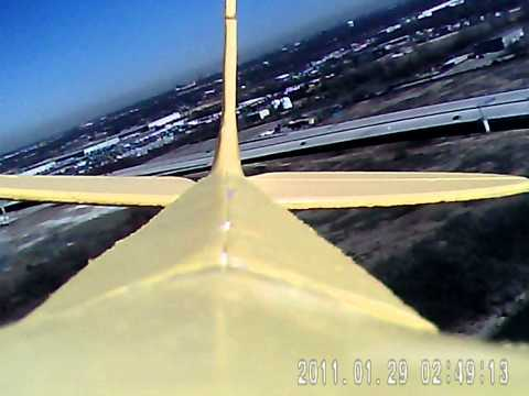 Fly Zone Select Scale Super Cub with eBay Camera