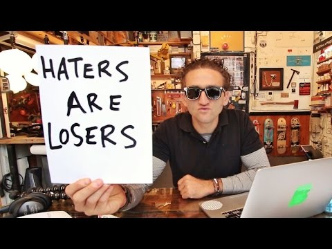 Haters Are Losers