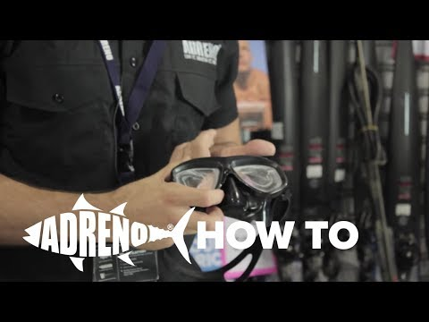 How To Stop Spearfishing Mask From Fogging | ADRENO TIPS