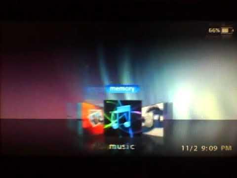 Custom PSP Themes (cxmb) Windows XP - Windows 7 - God of War - More!