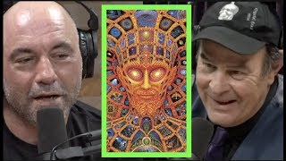 Joe Tells Dan Aykroyd About DMT