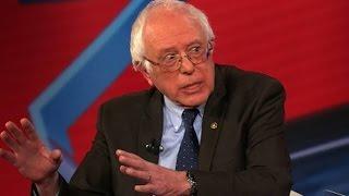 Bernie Answers If He