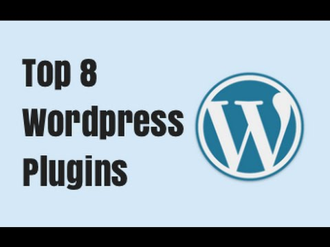 Best Free Wordpress Plugins - Top 8 Plugins of 2014