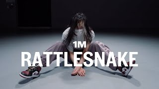 Tsar B - Rattlesnake / Woonha Choreography