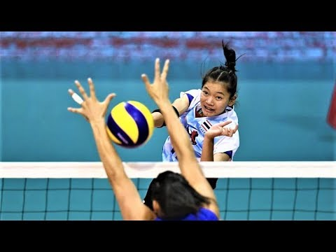 TOP 15 Amazing Volleyball Moments by Chatchu-On Moksri (ชัชชุอร โมกศรี) | World Grand Prix 2017