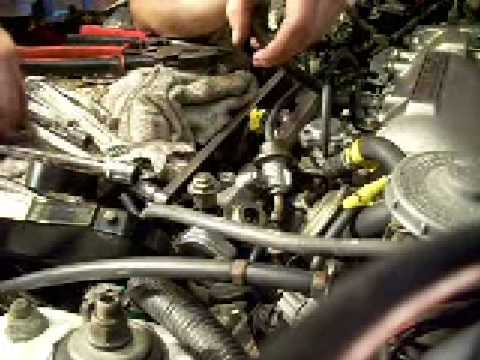 (6of8) Replace H22a Headgasket, valves, and valve seals