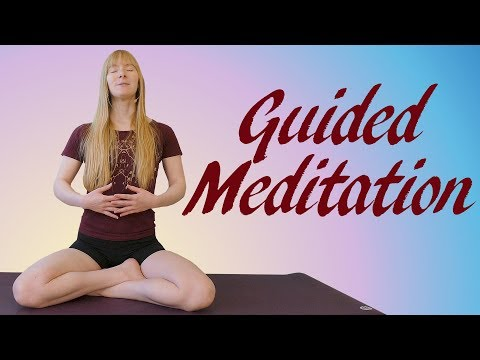 12 Minute Guided Meditation for Relaxation, Calm & Focus with Katrina | Melt Away Stress & Anxiety