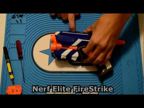 ~Mod Guide~ Nerf Elite FireStrike Modification Tutorial ~Mod Guide~