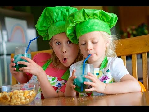 Finding Dory Party Mix & Kid Drinks - KID CHEF show - full episode