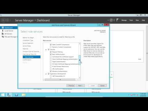 Managing Roles & Features on Microsoft Windows Server 2012   InstructorPaul.com