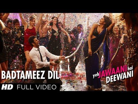 Xxx Mp4 Badtameez Dil Full Song HD Yeh Jawaani Hai Deewani Ranbir Kapoor Deepika Padukone 3gp Sex