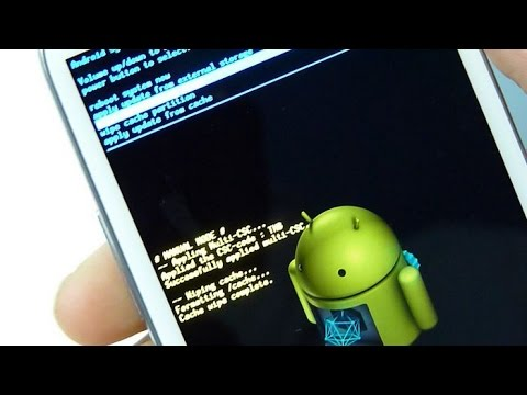 Comment installer une ROM CUSTOM/ROOT/RECOVERY CUSTOM - Samsung [ODIN]