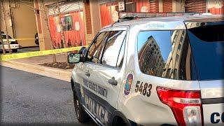 BREAKING: SHOCK DEATH OUTSIDE CPAC