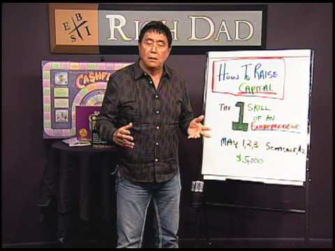 Financial Literacy Video - How to Raise Capital: The #1 Skill of an Entrepreneur