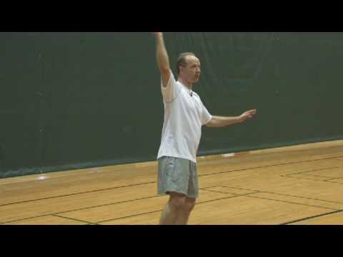 Advanced Badminton Techniques : How to Hit a Smash Shot in Badminton