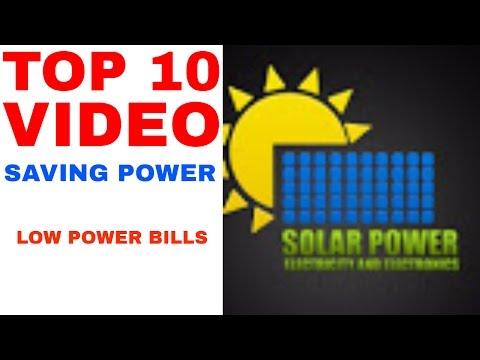 Top Ten Video How To Save Power In Winter Time.
