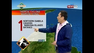 Download BT: Weather update as of 12:09 p.m. (July 16, 2019) Video