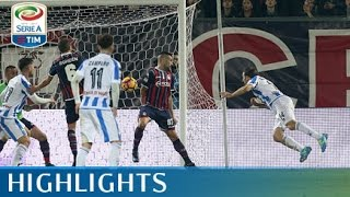 Crotone - Pescara 2-1 - Highlights - Giornata 16 - Serie A TIM 2016/17