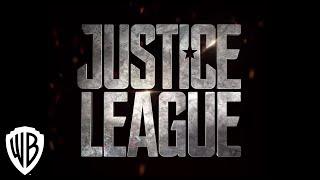 JUSTICE LEAGUE HOME ENTERTAINMENT - ANNOUNCE