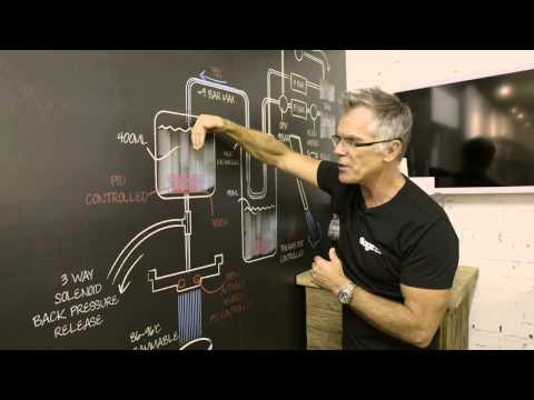 Sage 'Dual Boiler' Espresso Machine - how it works