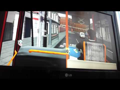London bus route 507 Waterloo To Victoria (PS2)