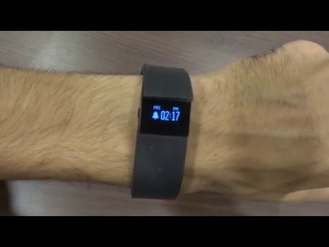 Ducasso Smart Fitness Watch with camera control and wrist sense Unboxing & Review