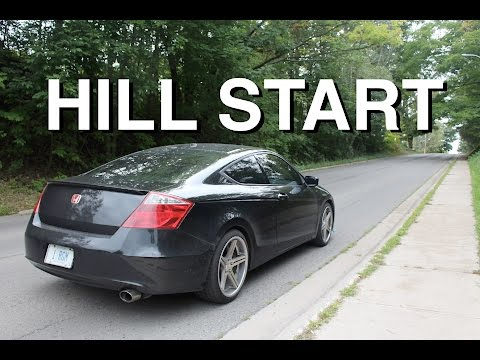 Hillstarts | Advanced Driving Technique