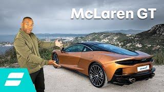 NEW McLaren GT Review: Better than a Bentley?