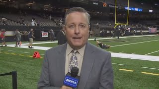 Mouton: New Orleans Saints survive Texans with Kamara's big day, Brees' big drive, Lutz's big kick.