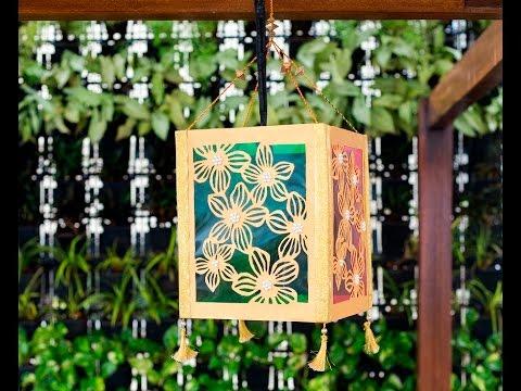 DIY Idea To Make Stunning Kandils This Diwali