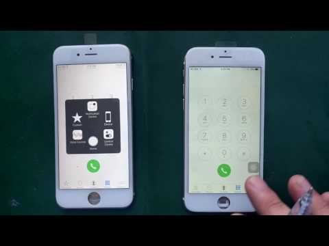 Difference Between Original Vs Copy iPhone LCD Screen