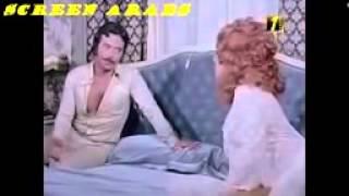 الفنانة نادية الجندي بقميص نوم عاااااااااااري جدا  شاهد للكبار فقط +18