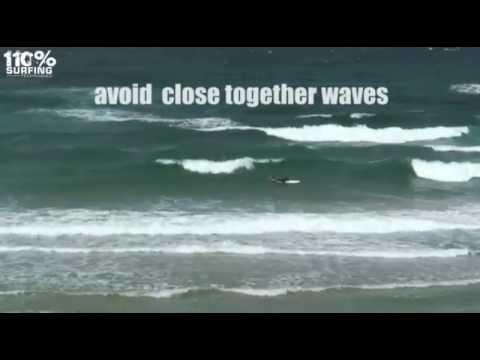 Top Tips on Catching Waves & Which Waves to Pick in the Lineup
