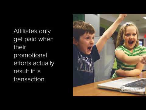 How Do Affiliates Get Paid