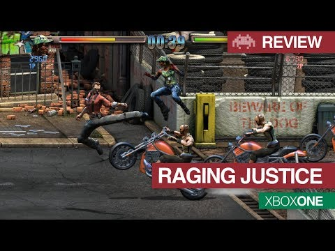 Review: Raging Justice | Xbox One