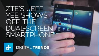 Jeff Yee, VP of Product Marketing & Strategy at ZTE Mobile Devices - Live Interview at CES 2018