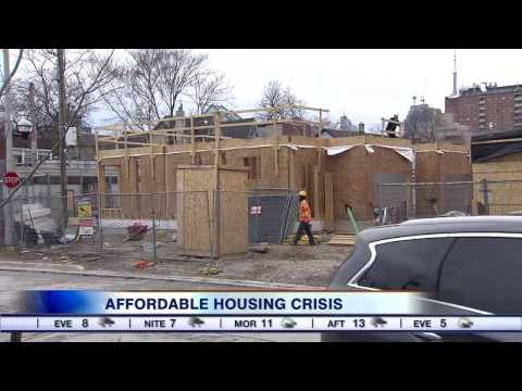 Video: Affordable housing in Toronto in short supply