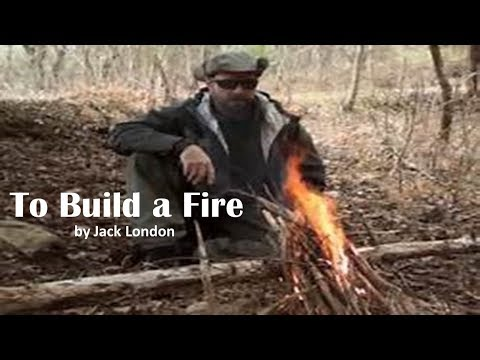 Learn English Through Story - To Build a Fire by Jack London