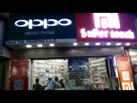 Mi Store Dubai. Mi 6 Quick Unbox. Available In Dubai China Mobile Market Deira