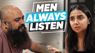 Men Always Listen   MostlySane