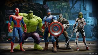 MARVEL Strike Force Teaser Trailer