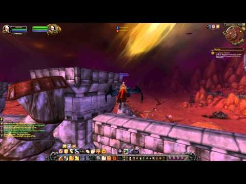 Quest 600: The Legion Reborn (WoW, human, paladin)