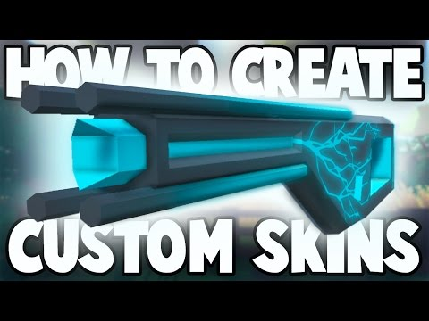 Unturned: How to Create & Upload CUSTOM GUN SKINS for the Curated Workshop