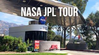 NASA Jet Propulsion Laboratory (JPL) Tour 2015