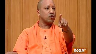 How Yogi Adityanath Converted Christians & Muslims To Hinduism - India TV