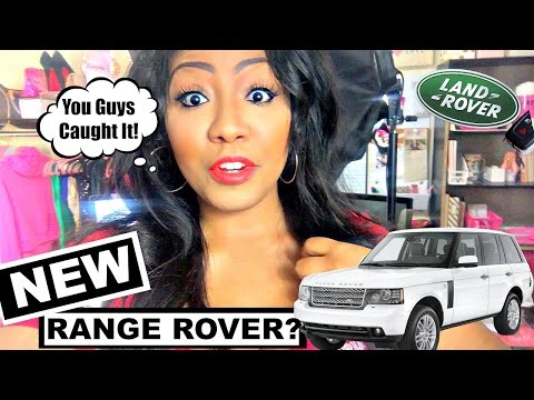 Did I Get A NEW Range Rover? | Vlogmas Day 6, 2016